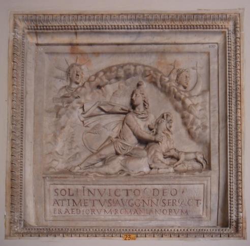 Musei_Vaticani_Mithra_Sol_invictus