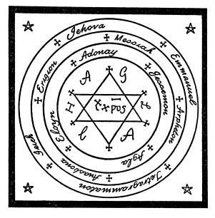Pentacle of Solomon