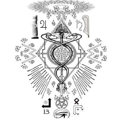 Ormus Lodge emblem