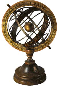 spherical astrolabe