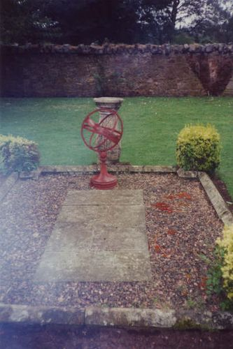 spherical astrolabe @ Rosslyn Chapel