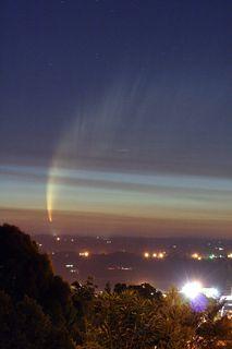 McNaught Comet 1